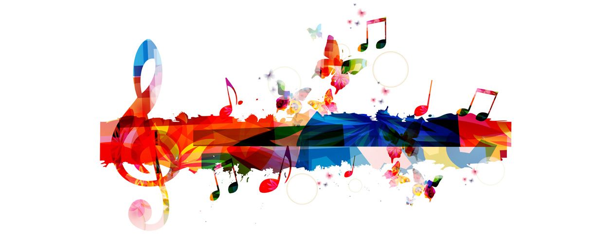 1260 music - Different Forms of Art